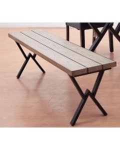Wiltshire Wooden Bench