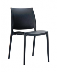 Brooklyn 4 Leg Stacking Chair