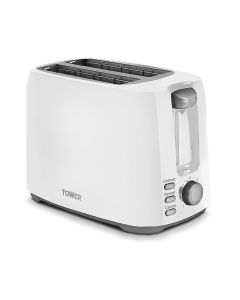 Tower 2 Slice Toaster - Standard