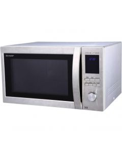 Sharp Standard Microwave Oven Combi - Stainless Steel