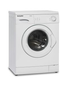 Montpellier Entry Level Freestanding Washing Machine - White