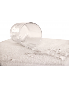 Waterproof - Double Mattress Protector (Terry Towelling)