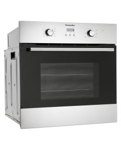 Montpellier Standard Single Fan Assist Oven - Stainless Steel