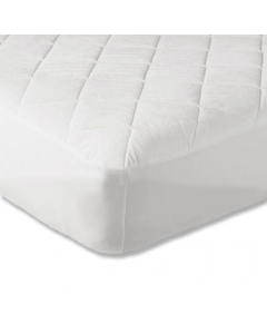9Inch Deep Quilted Mattress Protector - Double