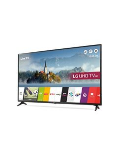 LG 43 Inch TV - UHD  4K - Freeview & Freesat HD - Freeview Play - Smart Tv