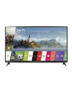 LG 49 Inch TV - UHD  4K - Freeview & Freesat HD - Freeview Play - Smart Tv