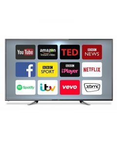 Cello 65 Inch TV - UHD 4K - Freeview HD - Smart Tv